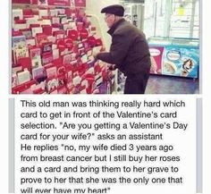 This is just the cutest old man <3