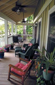Colorful porch. #shades #colors #nature #likeit