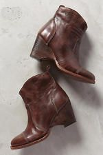 BedStu Gentry Bootie 7 Teak Rustic Bed Stu Boot NWB New with Box Sold Out!