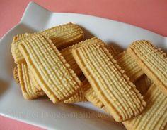 Petits Biscuits Malaisiens – Cuisine à 4 mains