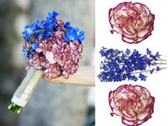 Americana Wedding Centerpieces | art deco wedding ideas amazing wedding centerpieces tuscan wedding the ...