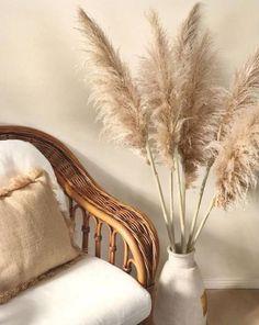 Living Room Designs, Living Room Decor, Dining Room, Boho Deco, Grass Decor, Boho Home, Cute Dorm Rooms, Beige Aesthetic, Cozy Aesthetic