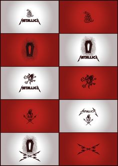 Metallica Wallpaper Pack by Rana-Rocks