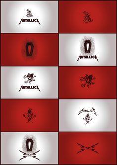 deviantART: More Like Keep Calm and Listen to Metallica Wallpaper Pack by Rana-Rocks