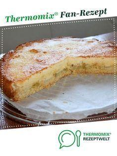 Rhabarber-Joghurt-Kuchen (locker und leicht) von zwetschkenstrudel. Ein Thermomix ® Rezept aus der Kategorie Backen süß auf www.rezeptwelt.de, der Thermomix ® Community.