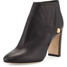 Jimmy Choo Medal Leather Ankle Boot