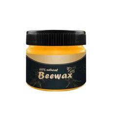 Wood Seasoning Beewax - Furniture Care Complete Solution Beeswax Polish,Home Cleaning Multipurpose Natural Beeswax Polished Waterproof and Wear-Resistant Beeswax Polish,for Wood & Furniture Beeswax Furniture Polish, Beeswax Polish, Furniture Care, Old Furniture, Scratched Furniture, Wood Wax, Cleaning Wood, Wooden Cabinets, Clean House
