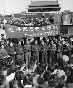 1966年5月16日に中国で始まった「文化大革命(プロレタリア文化大革命)」から、今年で50年を迎えた。