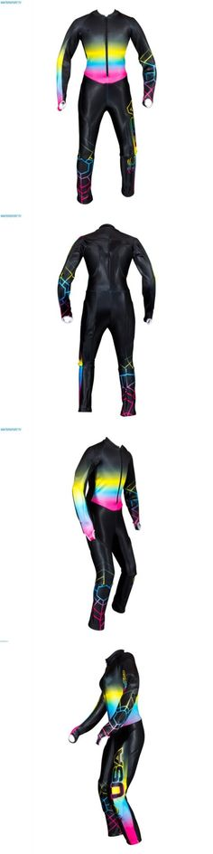 Other Downhill Skiing 1302: Spyder Performance Gs Ski Racing Suit – Women'S Xsmall Black-Zen Lindsey Vonn -> BUY IT NOW ONLY: $550 on eBay!