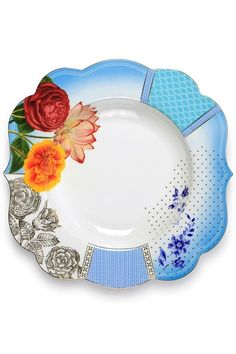 Picture of Royal pasta plate multi-colour