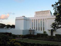 Images LDS Temples   Laie Hawaii LDS (Mormon) Temple Photograph Download #43