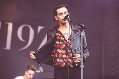 The 1975 September 7, 2014 Boston, MA  by Catherine Powell