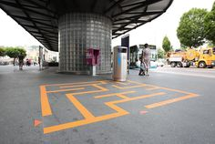 Lucerne's Clever Street Decals Make Taking Out the Trash Fun | Inhabitat - Sustainable Design Innovation, Eco Architecture, Green Building