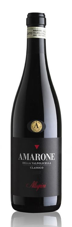 Amarone della Valpolicella Allegrini Understanding, gained through years of research, has perfected this prized and award winning wine classic red.