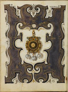 Jewel Book of the Duchess Anna of Bavaria - World Digital Library/ Книга сокровищ герцогини Анны Баварской.