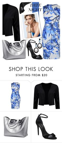 """""""Summer Date Night"""" by brendariley-1 ❤ liked on Polyvore featuring Versace, Boohoo, Alexander Wang and summerdatenight"""