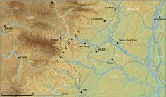 Fig.1 : Localisation de la Commanderie de Jalès, en sud Ardèche, au pied des…