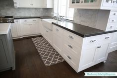 Sunny Side Up: New kitchen rugs!