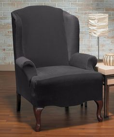 Create A Whole New Look Without Buying New Furniture When You Slide This  Velvety And Easy To Clean Stretch Slipcover Over Your Existing Piece.