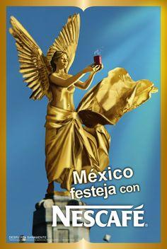 Angel Nescafe by Armandoh2o.deviantart.com  Autor: Armando Aguayo Rivera; ArmandoH2O https://www.facebook.com/pages/ArmandoH2O/119102444841642