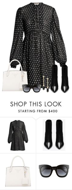 """""""Untitled #3799"""" by elia72 ❤ liked on Polyvore featuring Yves Saint Laurent, Gucci and David Yurman"""