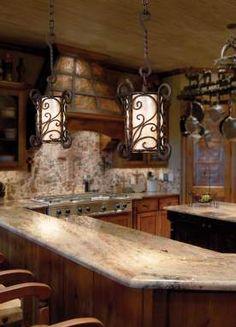 Rustic Italian Home Diy Rustic Decor, Rustic Kitchen Design, Italian Home, Rustic Italian, Rustic Design, Kitchen Styling, Mediterranean Decor, Rustic Kitchen, Rustic House