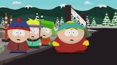 "I got 3 out of 7 on How Well Do You Remember The ""South Park"" Theme Song?!"