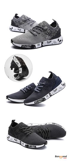 newest collection 117a7 d5703 Athletic Shoes, Comfortable, Knitted, Lace Up.