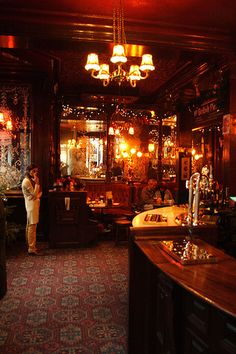 Salisbury Pub Near Covent Garden On St Martins Lane British Isles