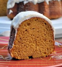 Pumpkin Pound Cake | Baking Bites #pumpkin #poundcake #baking #recipe