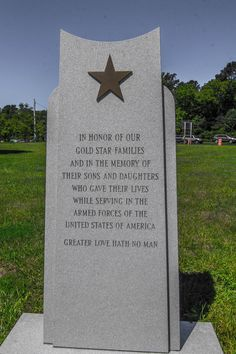 Monument to Gold Star Families, Armed Forces Plaza, Veterans Memorial Highway, Hauppauge, NY (08/23/2016)