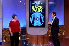 Cutting-Edge Pain Solutions, Pt 1