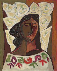 - Oswaldo Guayasamin (1919-1999)
