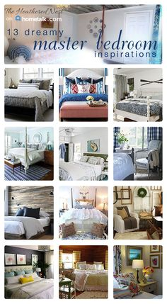 Stunning master bedroom designs to inspire you!