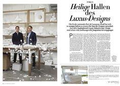 Yann Gross photographs Ecal for Neue Zurcher Zeitung
