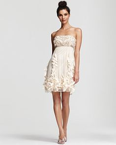 10 year anniversary party dress?