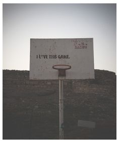 """I love this game"" 