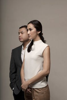 Classy And Timeless Pre-Wedding Studio Session - 013