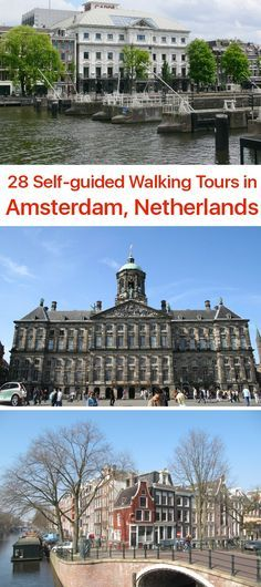 Holland's main city, Amsterdam has been a symbol of liberty, if not permissiveness, for a long time. Other than the famous red lights district and hash bars, the city is primarily renowned for its artistic heritage, intricate system of canals and narrow houses with typically gabled facades.