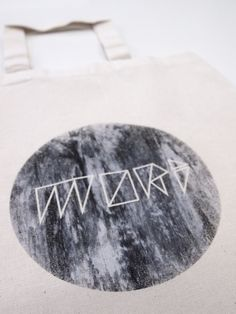 This unique hand-printed Mori Moon Fabric Bag is sold in MORI COLLECTIVE webshop. Streetwear Fashion, Sustainable Fashion, My Design, Moon, Printed, Unique, Fabric, Bags, Collection