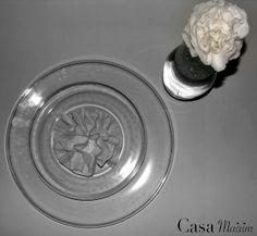 Cómo hacer una flor con papel higiénico Casa Mairim - Blog de decoración y hogar