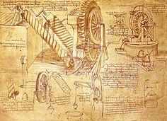 Leonardo da Vinci Invenção