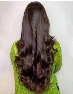Beautiful Brown Hair, Beautiful Braids, Beautiful Girl Indian, Gorgeous Hair, Arabian Makeup, Indian Actress Images, Rapunzel Hair, Long Brown Hair, Super Long Hair