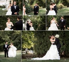 Nyk + Cali Wedding Photography | Nashville, TN | Historic Cedarwood | Wedding | First Look | Bride + Groom | Stunning | White + Black | Gown | The Bride Room |
