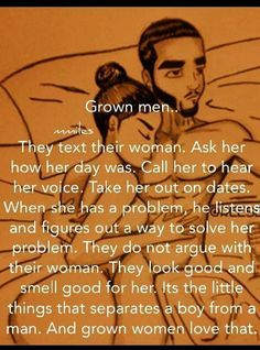 I love my grown man. There for me, looks good always and he smells good. Relationships Love, Healthy Relationships, Relationship Quotes, Relationship Therapy, Freaky Quotes, Bae Quotes, Qoutes, Heart Quotes, Real Love