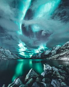 Aurora boreslis explosion in ersfjorden norway tag a friend who needs to take you here to see the northern lights magic in the sky photo by vivian ebeltoft photography super painting tree northern lights ideas painting Sky Photos, Nature Photos, Aurora Borealis, Landscape Photography, Nature Photography, Scenic Photography, Night Photography, Landscape Photos, Aurora Sky