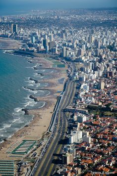 Mar del Plata - Aereo my favorite place in the world! I want to be there in a heart beat!