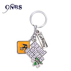 GTA5 Game Grand Theft Auto V Keychain can Drop-shipping Metal Key Rings For Gift Chaveiro Key chain Jewelry for cars YS10856