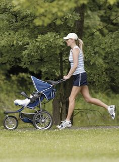 Pin for Later: A Runner's Guide to Choosing the Perfect Jogging Stroller