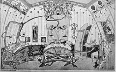 История и теория дизайна от Александра Подгорного: Анри Клеманс Ван де Вельде (Henry van de Velde, 1863—1957)